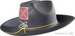 Chapeau Western Confédéré