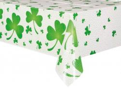 Nappe trèfle Saint Patrick