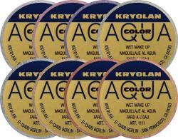 Aquacolor metallic Kryolan