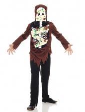 deguisement momie zombie