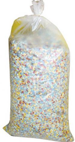 confettis multicolores luxe 5 kg