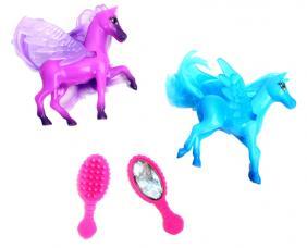 2 poneys