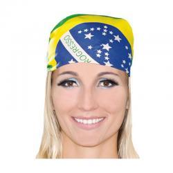 Bandana Brésil pas cher