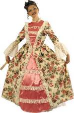 deguisement robe rococo femme
