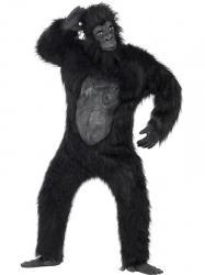Déguisement Gorille Mascotte luxe pas cher