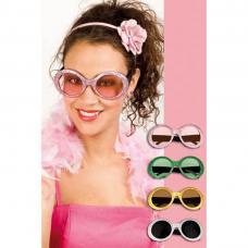 lunettes jacky paillettes