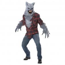 costume loup garou