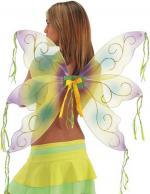 Ailes de Papillon Fil Doré