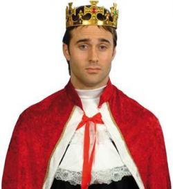 Couronne de roi d'Angleterre