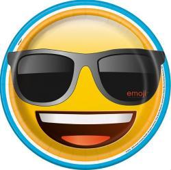 Assiettes Emoji