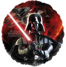ballon star wars dark vador