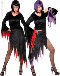 Déguisement Halloween Dark Mistress Velours pas cher