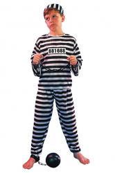 Déguisement Prisonnier enfant pas cher