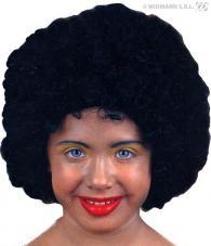 perruque afro pour enfant