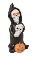 squelette lumineux en ceramique