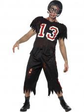 costume footballeur americain zombie