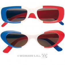 lunettes tricolores France