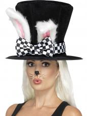 chapeau haut de forme lapin