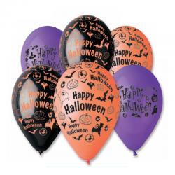 Sachet de ballons baudruches pas cher Halloween