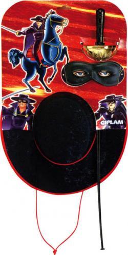Set Zorro complet