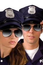 Déguisements Lunettes Policier