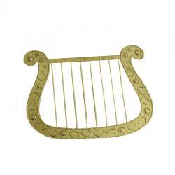Harpe plastique