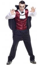costume vampire homme
