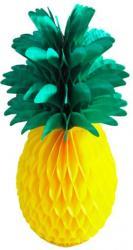 Décoration ananas en papier pas cher