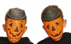 Masque citrouille enfant pas cher