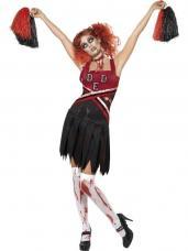 costume pompom girl horreur