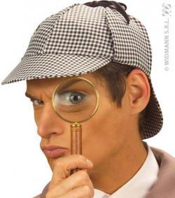 Casquette Sherlock Holmes