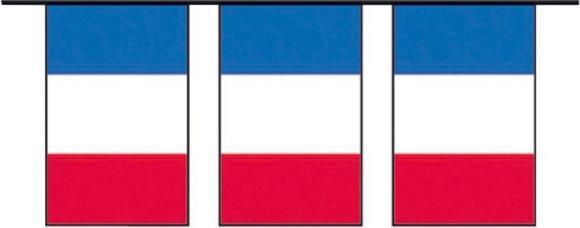 Guirlande 20 Pavillons France