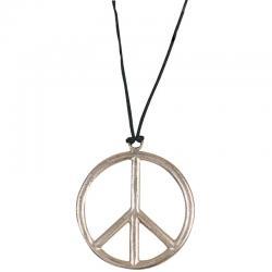 Collier hippie plastique pas cher