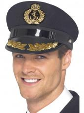 casquette marin luxe