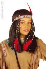 Déguisements Perruque Cheyenne Femme
