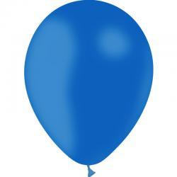 Ballons de baudruche bleu roi pas cher