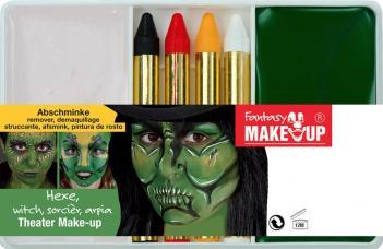 maquillage sorciere