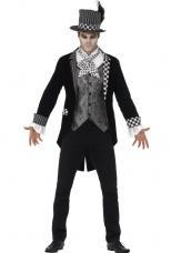 costume chapelier sombre