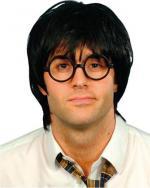 Déguisements Perruque écolier avec lunettes