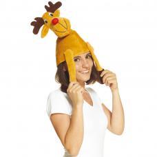 chapeau de renne pour adulte
