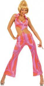 Déguisement Femme 70's Fever Hippie