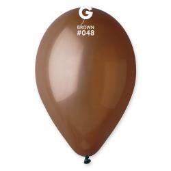 Ballons de baudruche chocolat pas cher