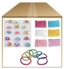 set 30 jouets fille kermesse anniversaire