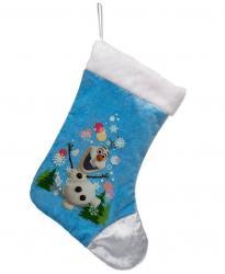 Chaussette de Noël Reine des Neiges Olaf pas cher