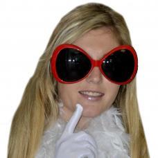 paire de lunettes audrey