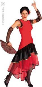 Déguisement Espagnol Tango Femme