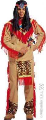 Déguisement indien Sitting Bull homme