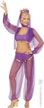 Déguisement Danseuse Orientale Violet