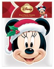masque de minnie noel