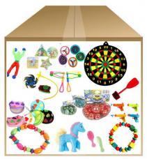 150 jouets kermesses